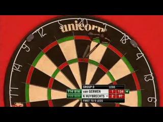 Michael van Gerwen vs Kim Huybrechts (Grand Slam of Darts 2013 / Group D)