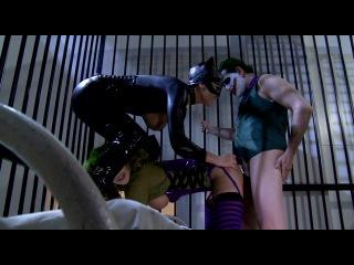 Gemma Massey & Dylan Ryder - Catwoman