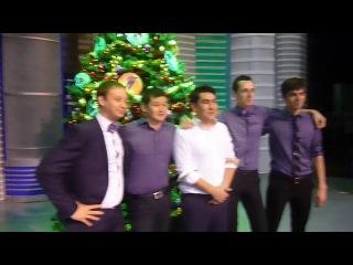 2013 КВН на бис после игры на сцене Днепр Камызяки
