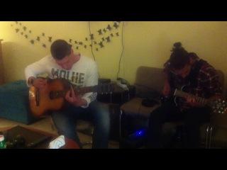 Nekafe Guitar Pre Jam Pt 2