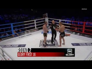 Glory 1 stockholm[glory world series] first 16 dzhabar askerov vs. robin van roosmalen