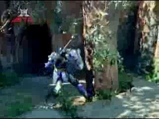 рейнджеры  Мистическая Сила 31  серия
