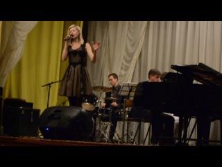 I don't stand a goust of achance (баллада) - Пшокина Анастасия