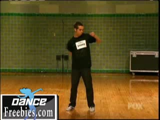 Week 1- Robert Muraine The Great- So You Think You Can Dance