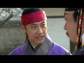 2 серия озвучка Сбежавшая принцесса The True Colors Kang cheol bon saek 강철본색
