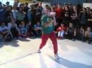 Megapolis battle proselection hip hop Pazi Joo Zaharka Svetovsky