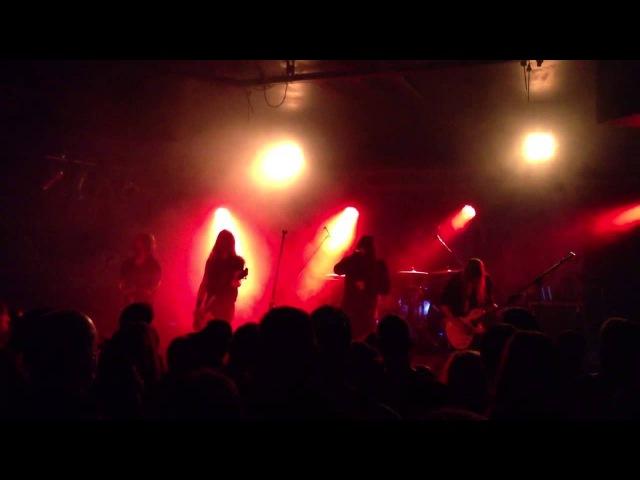 Katatonia Dead Letters Live HD Ciampino 21 11 2012