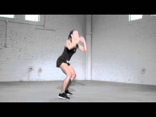 Nike Training Club with Nike Master Trainer Marie Purvis: 4 Squat Flip