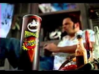 Реклама Pringles(2001)