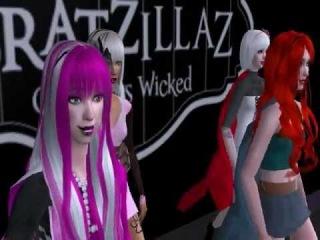 Bratz Sims - Bratzillaz