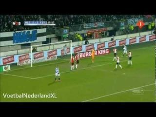 Херенвен - Фейеноорд (2:0)
