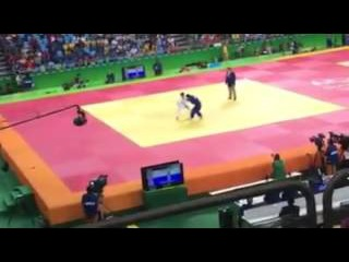 PAPINASHVILI Amiran (GEO) - TAKATO Naohisa (JPN) , - 60 Olympic Games Rio de Janeiro 2016