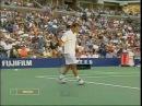 US Open 2002 Финал Андре Агасси Пит Сампрас