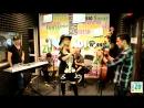 Delia feat UDDI Ipotecat Live la Radio ZU