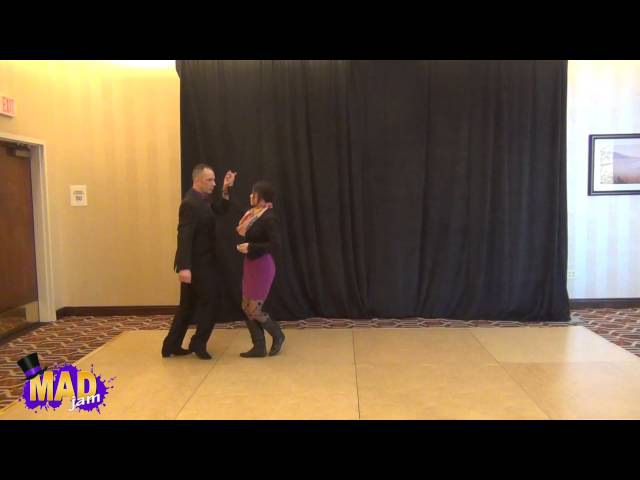 MADjam 2015 Workshops Gregory Scott Lemery Rollins Dancing in 3D