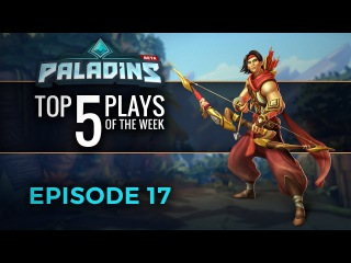 Paladins - Top 5 Plays #17