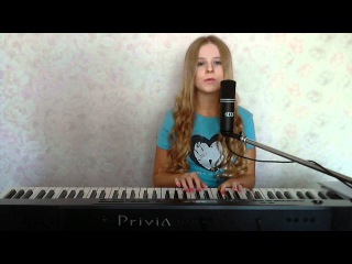 "Me Singing ""When You Look Me In The Eyes"" by the Jonas Brothers - Elena Guzun cover"