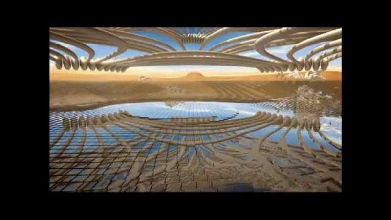 Космическая музыка Space music красивое релакс видео внезимной красоты медитация в HD New Age