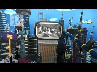 Futurama  Season 7 Episode 11 opening.