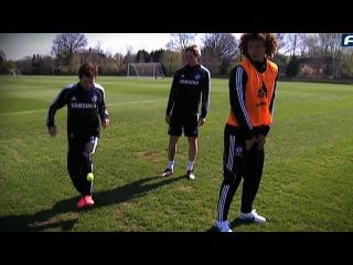 Torres, Mata, Luiz Keepy Uppy