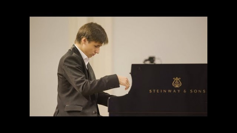 И.Брамс Интермеццо ор.118 Ля мажор – Виталий ХАЙРУТДИНОВ (фортепиано)