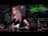 Natalie_Moore-36 Crazyfists Elysium( bass cover)