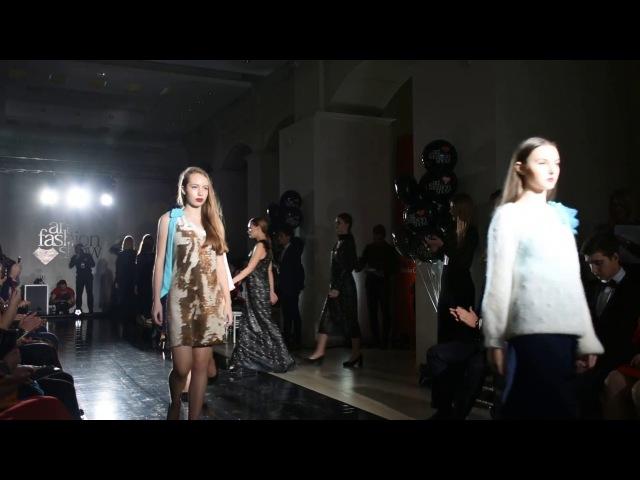 ART FASHION SHOW - 2017. Гомель. Бренд Marina Sachuk Brand Marina Sachuk