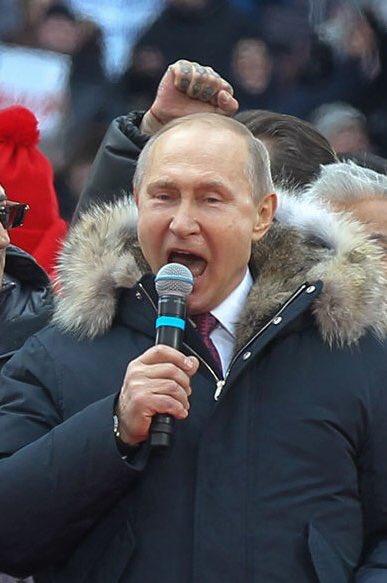 Пропаганда Путина