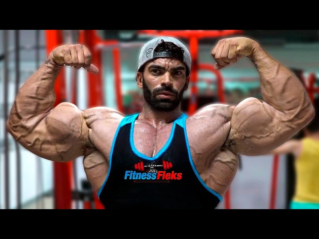 БОГИ ЭСТЕТИКИ - SERGI CONSTANCE - AESTHETIC FITNESS MOTIVATION