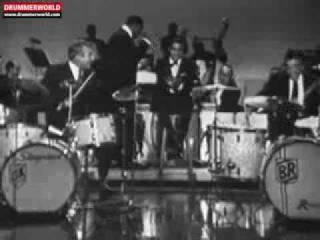 Buddy Rich - Gene Krupa - Sammy Davis Jr.: The legendary DRUM BATTLE