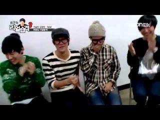 BOM (Song Mino)  2NE1 Lonely & SNSD The Boys