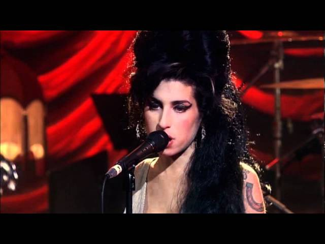 Amy Winehouse You know I'm no good Live in London 2007