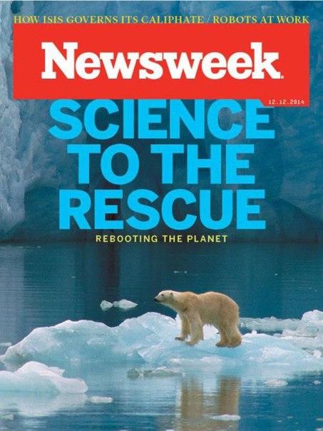 Newsweek - 12 December 2014