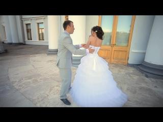 Веселый, смешной, креативный клёвый зажигательный заводной драйвовый красивый самый лучший свадебный клип профессиональный профе