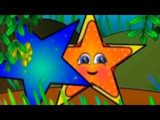 Clown Fish Ploop Happy Birthday! Cartoons for Kids: Educational Fun Videos for Children