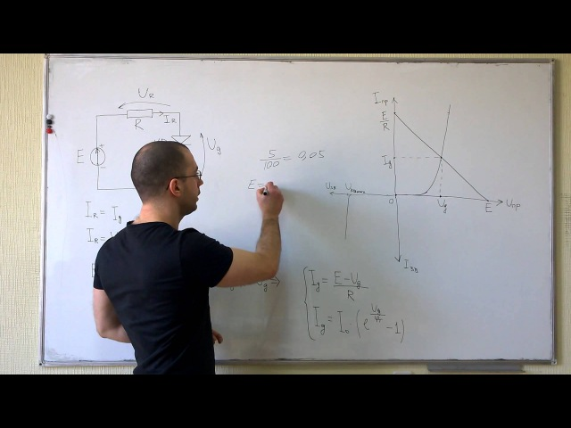 Тема 3 5 2 Розрахунок схем з діодами