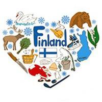 Финляндия   Finland   Suomi