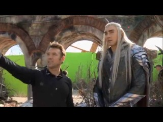 THRANDUIL/LEE PACE - I am the king