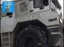 Самодельный пятитонный вездеход из бронетранспортера Homemade five ton all terrain vehicle