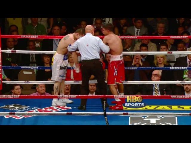 Amir Khan vs Marcos Rene Maidana HBO Boxing Highlights HBO Boxing