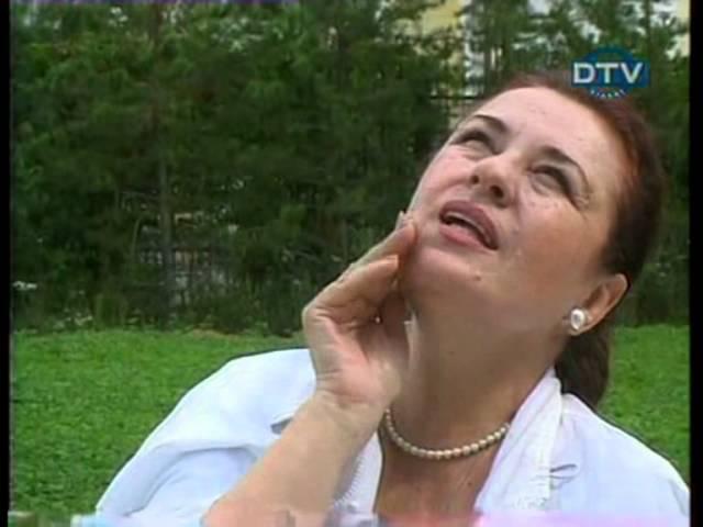 Валентина Толкунова об Анне Герман