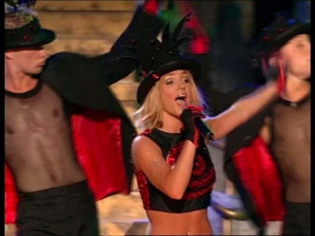 Britney Spears The Beat Goes On Live in Hawaii 100% Live Vocals