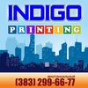 Indigoprinting