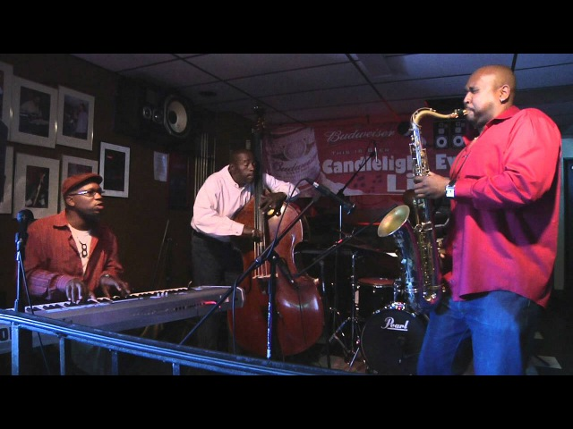 The Orrin Evans Quartet - Alone Together - Live at the Candlelight Lounge in Trenton, NJ