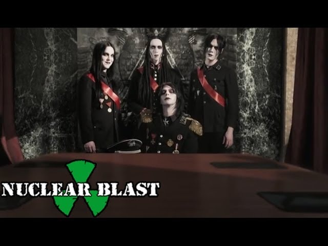 DEATHSTARS All The Devils Toys OFFICIAL VIDEO