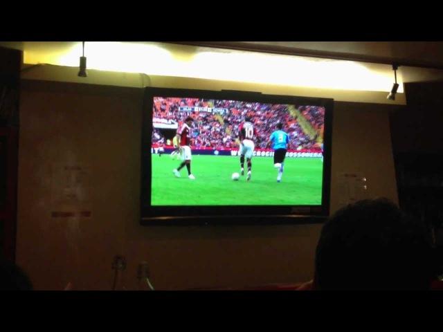 AC Milan 2 1 Novara Milanista Pippo Inzaghi's Last Goal 2012 May 13