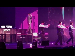 [fancam] 180602 elyxion in hong kong — suho solo play boy