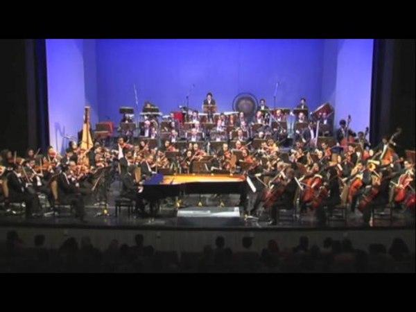 Shardad Rohani performs Esfahan