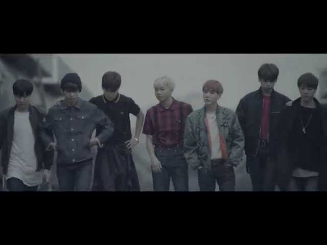 BTS (방탄소년단) I NEED U Official MV (Original ver.)