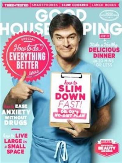 Good Housekeeping USA – September 2015